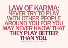 Billedresultat for quotes about karma and revenge