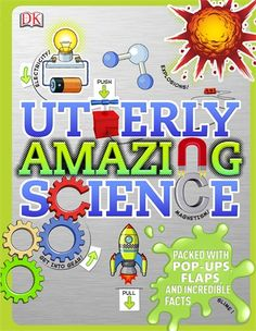 Learn the core elements of science in this fun and interactive book that is a Family Choice Awards winner.