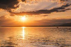 Sunrise Versoix by Vincent Charvet on 500px
