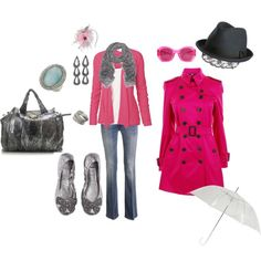 """Day Out"", on polyvore.com ~ My daughter and I came up with this! love this sight it's fun!"