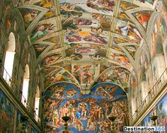 Sistine Chapel & Vatican, Vatican City, all should go. Totally awesome, and you will feel the spirit.
