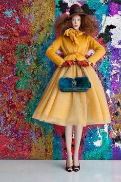 Especial moda Mujer Hoy, sábado 15 dieciembre 2012. estilismo: Jose Herrera  Pantys red de Platino