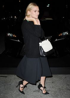 Outstanding Outfit Ideas from Kate Bosworth, Ashley Olsen, and More! Ashley Olsen Style, Olsen Twins Style, Mary Kate Ashley, Mary Kate Olsen, Olsen Fashion, Women's Fashion, Fresh Outfits, Ootd, Trends
