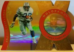 Barry Sanders Detroit Lions Football Card SPx Holofame Insert Hx20 1997 Die Cut #DetroitLions Barry Sanders Detroit Lions Football Card SPx Holofame Insert Hx20 1997 Die Cut #barrysanders #barry #sanders #detroitlions #lions  #nfl #cards #sportscards #forsale #ebay #flashback #collect #cards #cardcollector #footballcards #football #mint #milliondollararm #twistedwrister #detroit #onepride