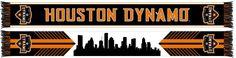 HOUSTON DYNAMO SCARF - Skyline