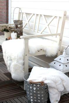 Cozy winter comfort