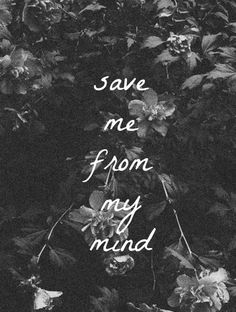 Best Depression quotes and sayings about depression can provide insight into what it's like living with depression as well as inspiration and a feeling quotes about depression and anxiety The Words, B&w Tumblr, My Demons, In My Feelings, Deep Thoughts, Life Thoughts, Quotes To Live By, Save Me Quotes, Mindfulness