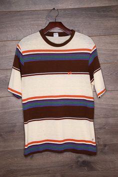 Vintage de la caída diez camisa