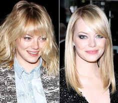 10 best celebrities with and without makeup images