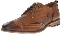 Steve Madden Men's Jimmer Oxford, Tan, 12 M US