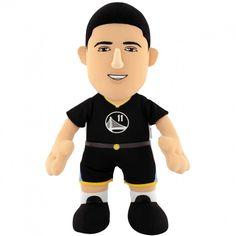 "Golden State Warriors® Klay Thompson Slate Jersey 10"" Plush Figure"