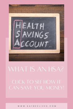 Have you heard of an HSA account, but are not sure what it is or how it works? If you are able to take advantage of one of these accounts, it can be a great tool to build wealth and save you money on health care costs. Click to read more and find out how these work!
