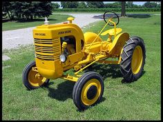 1945 John Deere LI presented as lot S115 at Walworth, WI 2013 - image1