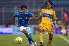 Cruz Azul vs Tigres En Vivo por Azteca América de TV Azteca partido de la Jornada 8 Liga MX Clausura 2013 juegan hoy Sábado 23 de Febrero a partir de las 17:00hrs Centro de México en el Estadio Azul. México, D.F.
