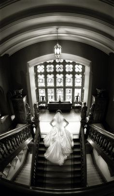 Carlton Towers in Yorkshire - a wonderful setting for wedding photos