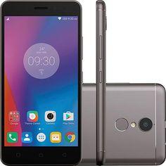 Smartphone Lenovo Vibe K6 Dual Chip - Americanas.com