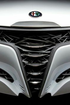italian car designs alfa romeo pandion concept front grille Click Visit link to see Alfa Romeo Logo, Alfa Romeo Cars, Alfa Romeo 159, Lamborghini, Ferrari, Jaguar, Car Logo Design, Design Cars, Car Logos