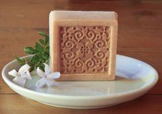 Goat Milk Soap Set of Three  Natural Vegan Bar Soaps by CMsqrd