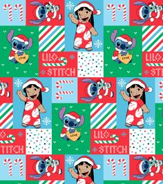 Christmas Wallpaper Iphone Cute, Cute Fall Wallpaper, Holiday Wallpaper, Cute Disney Wallpaper, Cute Cartoon Wallpapers, Lilo And Stitch Quotes, Cute Disney Characters, Image Stitching, Stitch And Angel