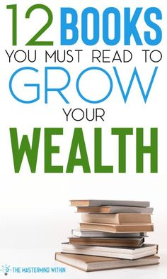 12 Personal Finance Books to Read to Further Your Financial Education – Financial Literacy – Finanzen Financial Literacy, Financial Planning, Financial Assistance, Finance Books, Finance Tips, Finance Organization, Managing Your Money, Budgeting Finances, Money Management