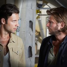 Wolfalicious! Nick and Clay ♥