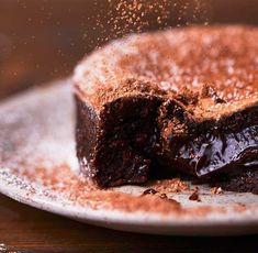 I Love Chocolate, Chocolate Cake, Fall Recipes, Sweet Recipes, Pie Cake, Recipe For 4, Food Design, I Love Food, My Favorite Food