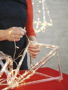 Himmelinvalmistus Diy, Bangles, Lighting, Garden, Ideas, Bracelets, Garten, Bricolage, Lawn And Garden