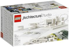 LEGO® Architecture Studio now in stores | Archinect WANT!!!!!!