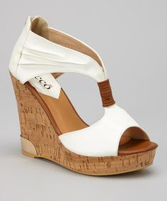 love this wedge sandal i found on #zulily