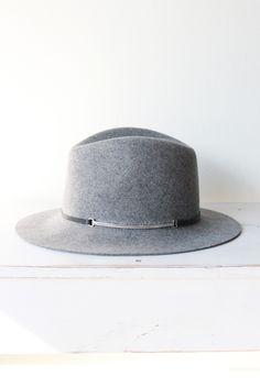 Janessa Leone Victoria Wool Hat