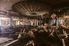 Jonathan Danko Kielkowski, il fotografo che è entrato di nascosto nel relitto della Costa Concordia