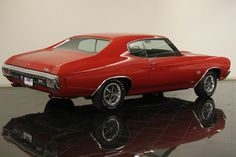 When i first seen this, thought it was our car! Definitely did a double take!  1970 Chevrolet Chevelle LS6 Hardtop 454ci