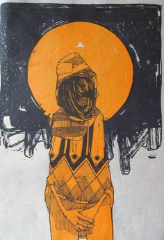 Virgin, SAINER screenprint