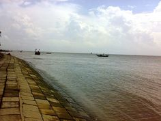 Lower Ganges in Lakshmipur, Bangladesh