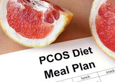 PCOS en zwanger raken: pas je voeding aan!
