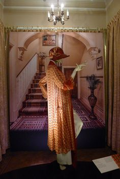 Miss Fisher's Murder Mysteries Series 3 Costume Exhibition at Rippon Lea Estate | Dayna's Blog