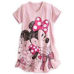 Minnie Mouse Nightshirt for Women Night Shirts For Women f136769cf