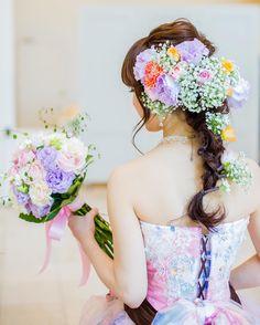 塔の上のラプンツェルがテーマの結婚式アイデアまとめ   marry[マリー]