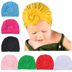8b4ce8b5 Toddler Baby Kids Headband 8 Colors Knotted Hair Band Headwear Hair  Accessories #fashion #clothing