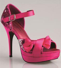 279f31c90f4 Παπούτσια Για Χορούς Αποφοίτησης, Νυφικά Παπούτσια, Καυτό Ροζ, Κόκκινο,  Αξεσουάρ, Στυλ