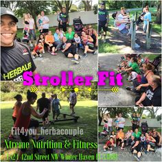 Stroller Fit was Hot & really Amazing ! #winterhavenfl