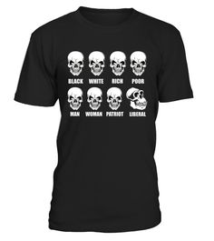 Skulls of Modern America,Skulls of Modern America T-Shirt,Black White Man Woman,Black White Man Woman shirt,Black White Man Woman Rich Poor Patriot Liberal, skull america Black White Man Woman Rich Poor Patriot Liberal T-Shirt    CHECK OUT OTHER AWESOME DESIGNS HERE!     TIP: If you buy 2 or more (hint: make a gift for someone or team up) you'll save quite a lot on shipping.      Guaranteed safe and secure checkout via:    Paypal | VISA | MASTERCARD      Click the GREEN BUTTON, select yo...