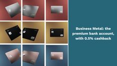 You read it right, the popular German Fully Digital Bank has finally launched their Metal Card Option for businesses!  GET YOURS NOW!  And it comes with amazing news! 0.5% Accounting, German, Product Launch, Things To Come, Popular, News, Digital, Business, Metal