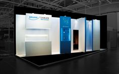 """""""Creating Ideas"""" exhibition stand"""
