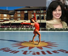 Linda Fratianne's, Olympic Silver Medalist, Sun Valley, Idaho Q&A; Linda loves the outdoor ice rink. Stars On Ice, Figure Skating, Ice Skating, Ice Rink, Sun Valley, Ice Queen, Concierge, Idaho, Outdoor Activities