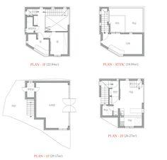 [BY 월간 전원속의 내집] 작은 땅이 가진 잠재력, 대구 협소주택넓은 집을 선호하던 건축주들의 생각이 ...