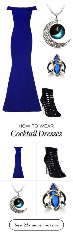 "The TARDIS goes to the ball  ""Untitled #75"" by fandom-queen101 on Polyvore featuring Safiyaa and Wet Seal"