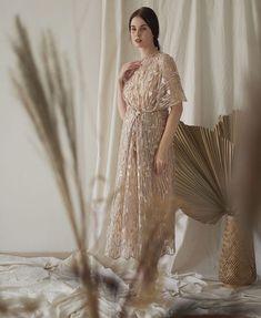Source by sharfinaastary brokat Dress Brokat Modern, Kebaya Modern Dress, Kebaya Dress, Kebaya Lace, Modest Fashion, Fashion Dresses, Hijab Fashionista, Country Dresses, Pretty Dresses