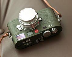 drool: Leica M8.2 Safari Edition