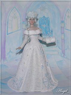 """PlayDolls.ru - Jugar con muñecas: Angel_: Vestidos de mi """"ángel"""" (95/100)"""